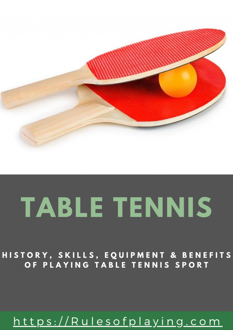 Table Tennis History, Skills & Equipment Needed to Play