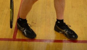 Racquetball serve Rules, Legal serve in Racquetball