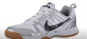 Racquetball equipment, Shoes for racquetball