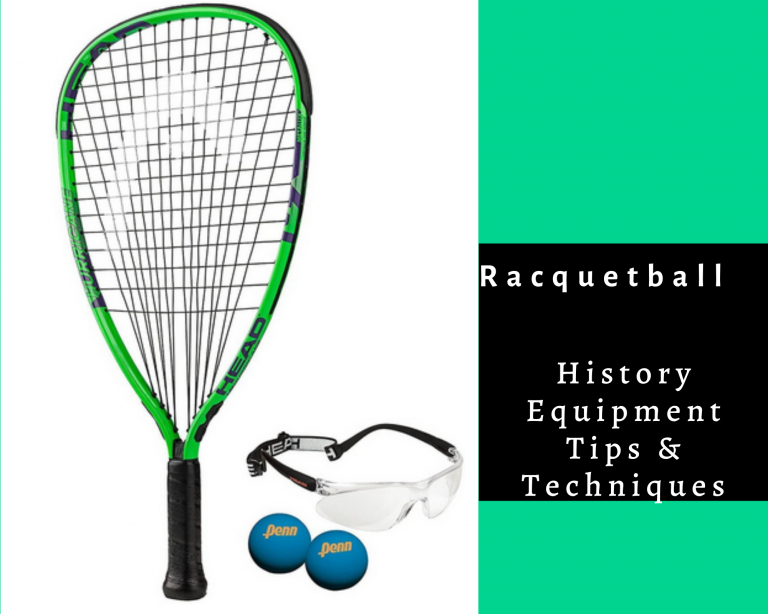 Racquetball History, Equipment, Tips & Techniques to Play