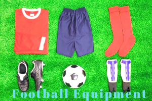 Soccer Equipment to play
