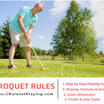 Croquet Rules | How to Play, a Detailed Players Guide