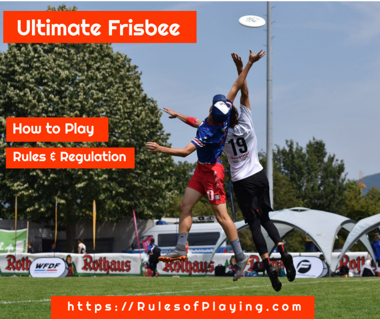 Ultimate Frisbee Rules [ Scoring System, Positions, Fouls ] Expert Guide