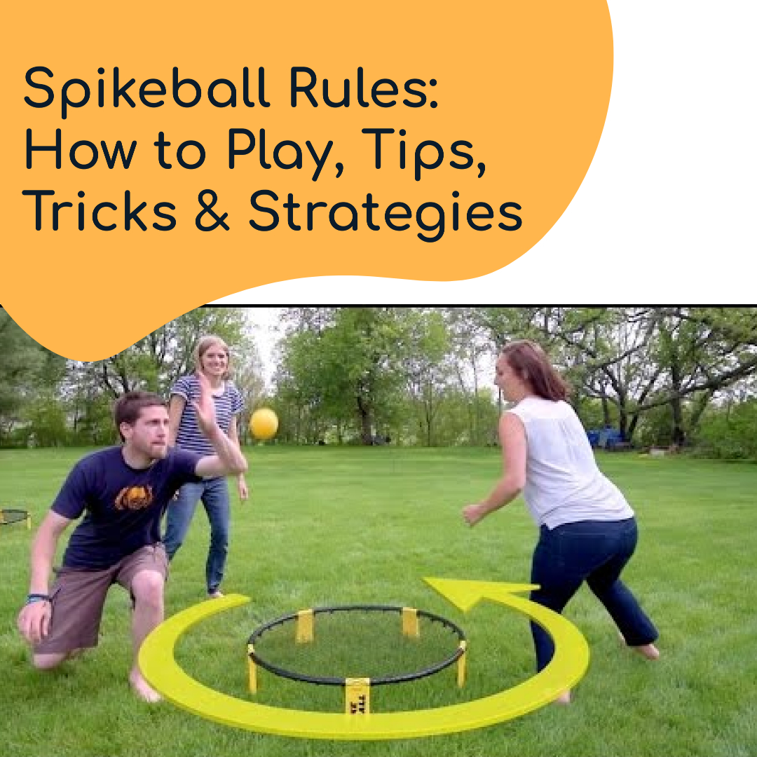 Spikeball Rules | Equipment, Team Composition, Court, Scoring, Serving, Faults | How to Play Spikeball Step by Step