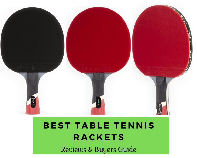 14 Best Ping Pong Paddles [ Expert Reviews & Buyers Guide 2021 ]
