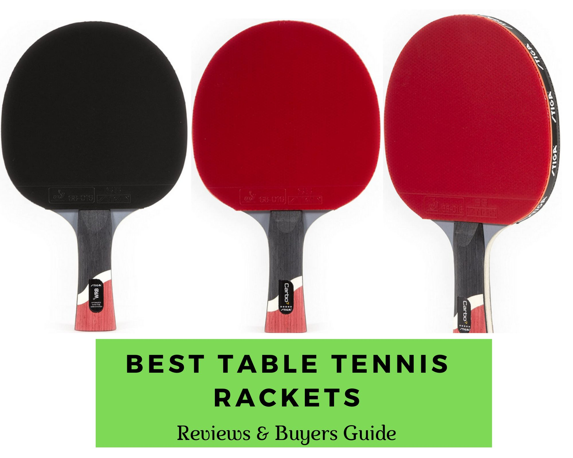 Best Ping Pong Paddles, Top 14 table tennis rackets