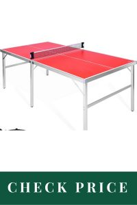 Best Cheap, Affordable Quality Value Table Tennis Table