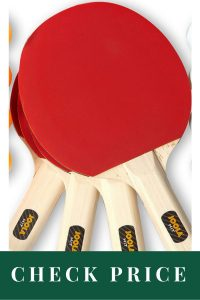 Best Table Tennis Rackets 2020