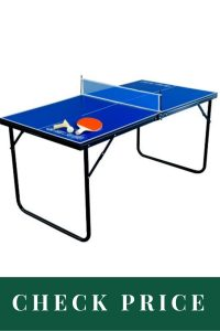 Best Money Value Table Tennis Tables