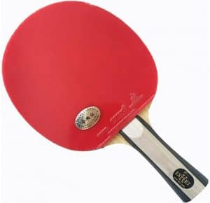 Best spin and control table tennis bat