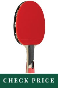 STIGA Pro Carbon Performance Best Ping Pong Paddle For Professionals