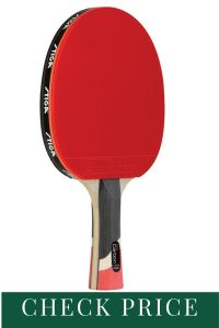 Stiga Pro Carbon Performance, Best Table Tennis Racket For Spin & Speed