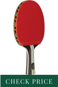 Stiga Titan- Best Table Tennis Racket For Spin & Speed