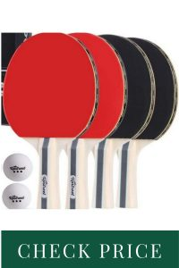 Upstreet Ping Pong Paddle-Best paddle for Spin & Speed